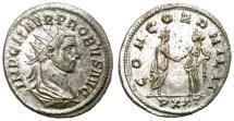 Ancient Coins - PROBUS. ANTONINIANUS. TICINUM. GOOD CONDITION AND NICE REVERSE.