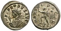 Ancient Coins - PROBUS. AD 282. ANTONINIANUS. TICINUM. EXCELLENT CONDITION.