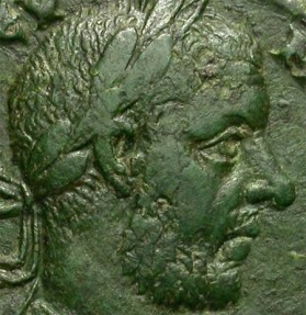 Ancient Coins - MACRINUS. PROVINCIAL AE. NIKOPOLIS AD ISTRUM, in LOWER MOESIA. GORGEOUS !