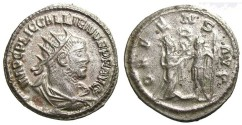Ancient Coins - GALLENUS  ANTONINIANUS.  GOOD  QUALITY.