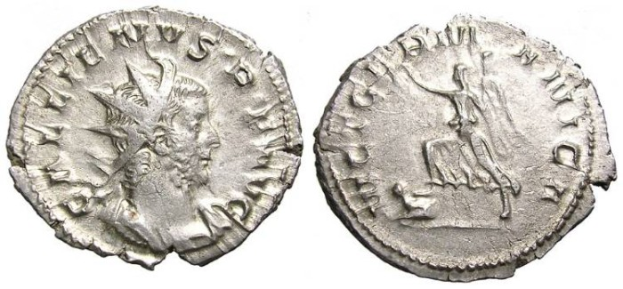 Ancient Coins - GALLIENUS  ANTONINIANUS  SILVER.