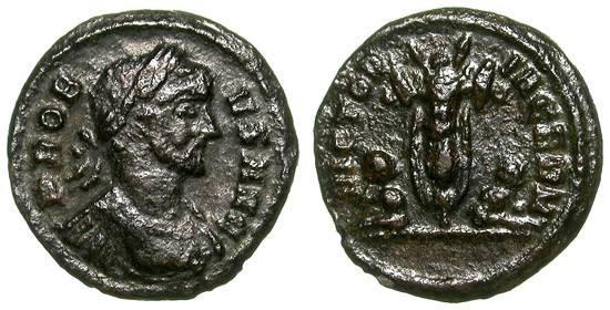 Ancient Coins - PROBUS. VERY RARE QUINAR. SO INTERESTING