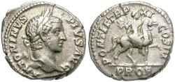 Ancient Coins - CARACALLA. AR DENARIUS. ROME MINT.  GOOD PRICE.
