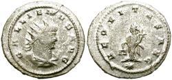 Ancient Coins - GALLIENUS. 253-268 AD. ANTONINIANUS. ANTIOCH MINT.