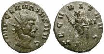 Ancient Coins - CLAUDIUS II GOTHICUS. BILLON ANTONINIANUS. SECVRITAS.