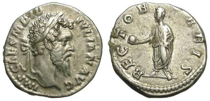 Ancient Coins - DIDIUS JULIANUS. DENAR. VERY RARE. NICE PORTRAIT !