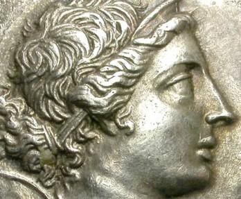 Ancient Coins - MAGNESIA, IONIA. SILVER TETRADRACHM.