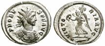 Ancient Coins - PROBUS. AD 281. ANTONINIANUS. ROME. NICE AND GOOD PRICE.