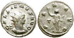 Ancient Coins - GALLIENUS. 257-258 AD. ANTONINIANUS. ROME. RARE.
