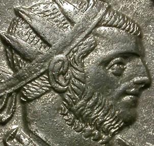 Ancient Coins - TACITUS. BILLON ANTONINIANUS. NICE QUALITY PORTRAIT