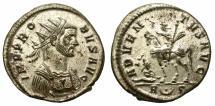 Ancient Coins - PROBUS. AE ANTONINIAN. ATTRACTIVE PORTRAIT.