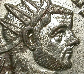 Ancient Coins - MAXIMIANUS. AE ANTONINIANUS. GREAT CONDITION. SUCH AN ELEGANT AND ARTISTIC PORTRAIT.