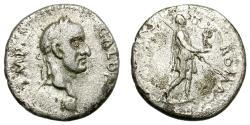 Ancient Coins - GALBA. AD 68-69. SILVER DENARIUS. TARRACO. RARE