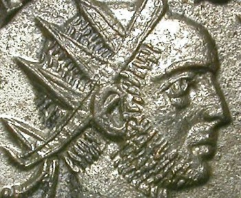 Ancient Coins - CARUS. AE ANTONINIANUS. GREAT CONDITION. BEAUTIFUL PORTRAIT /3