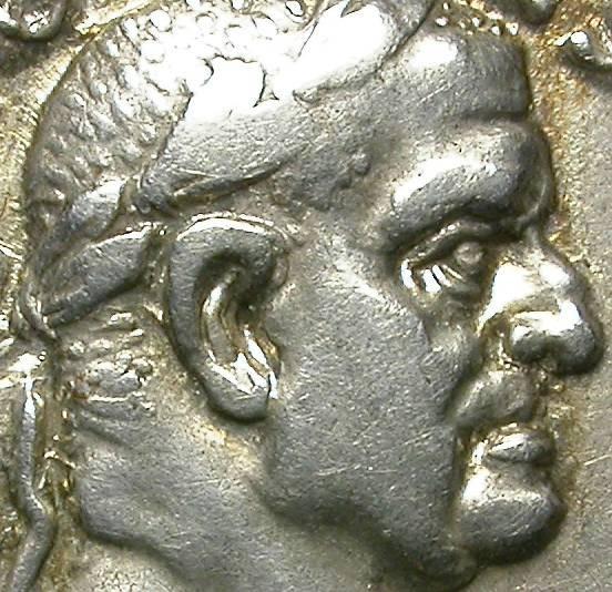 Ancient Coins - GALBA. DENARIUS. EXCELLENT SILVER QUALITY. NICE PORTRAIT /2