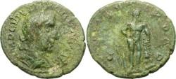 Ancient Coins - RARE PROVINCIAL AE. ALEXANDRIA TROAS. TREBONIAN GALLUS