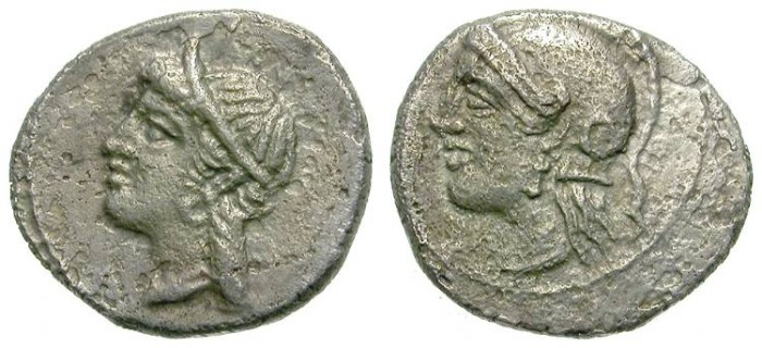 Ancient Coins - HOLMOI, IN CILICIA. OBOL. SMALL BUT VERY NICE ISSUE