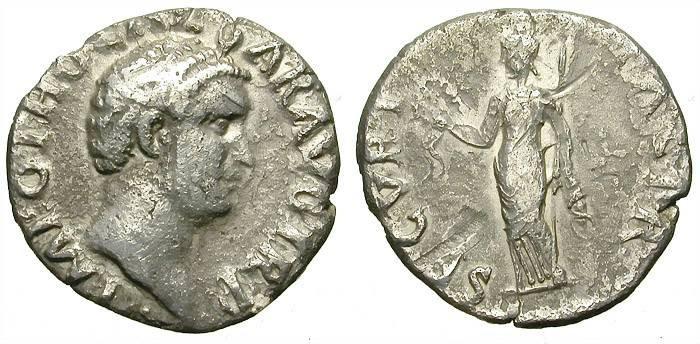Ancient Coins - OTHO. DENAR. EPHIMERAL EMPEROR. AFFORDABLE OPORTUNITY