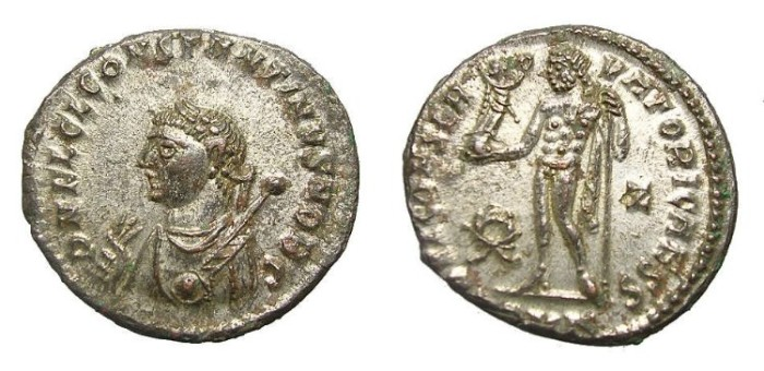 Ancient Coins - CONSTANTINUS  II  AE.  GREAT  QUALITY.