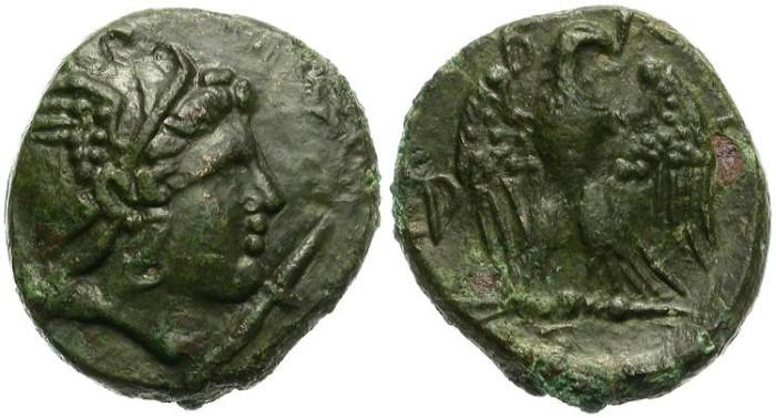 Ancient Coins - PERSEUS. BRONZE. GOOD GENERAL CONDITION. NICE PATINA.