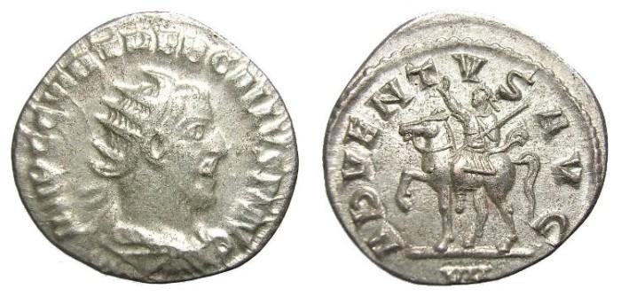 Ancient Coins - TREBONIANUS  GALLUS  ANTONINIANUS.  BEAUTIFUL  REVERSE.