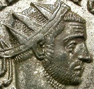 Ancient Coins - PROBUS. BILLON ANTONINIANUS. TICINUM MINT. PREMIUM PORTRAITURE !