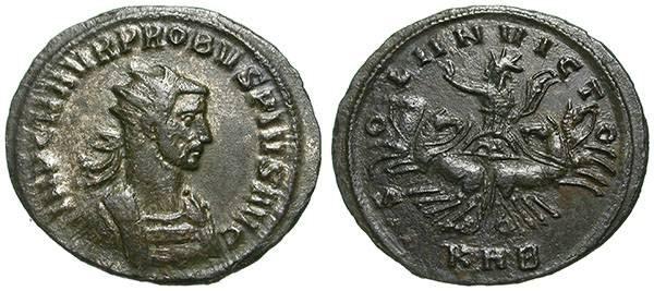 Ancient Coins - PROBUS. AE ANTONINIAN. GVF. SERDICA. RARE PIUS TITULAIRE !