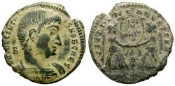 Ancient Coins - DECENTIUS. MAIORINA. ROME MINT. NICE PATINA