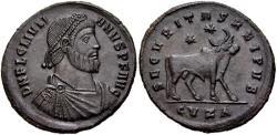 Ancient Coins - Julian II. Æ 29 mm. Cyzicus Mint.