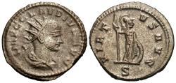 Ancient Coins - Claudius II Gothicus. Antoninianus. Minerva.