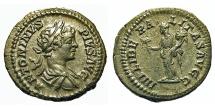 Ancient Coins - Caracalla. Denarius. Liberalitas.