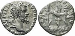 Ancient Coins - Septimius Severus. AR Denarius. Legionary Issue.