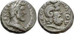 Ancient Coins - Egypt, Alexandria. Antoninus Pius. BI Tetradrachm. Zeus-Ammon.