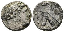 Ancient Coins - Phoenicia, Tyre. AR Shekel. Year 29.