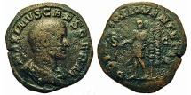 Ancient Coins - Maximus. Æ Sestertius.