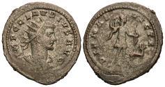 Ancient Coins - Claudius II Gothicus. Antoninianus. Diana.