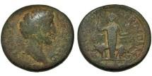 Ancient Coins - Samaria, Neapolis. Marcus Aurelius.