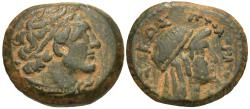 Ancient Coins - Ptolemaic Kings of Egypt. Ptolemy III.