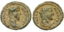 Ancient Coins - Syria, Decapolis. Gadara. Lucius Verus.
