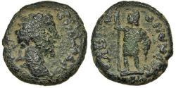 Ancient Coins - Syria, Gaba. Commodus. Æ 23 mm. Warrior.