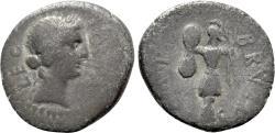 Ancient Coins - Roman Imperatorial. Brutus. AR Denarius. Pedanius Costa, Legate.