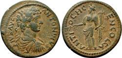 Ancient Coins - Pisidia, Antioch. Caracalla. Æ 24 mm. Tyche.