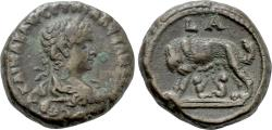 Ancient Coins - Egypt, Alexandria. Severus Alexander. BI Tetradrachm. Rare Date.