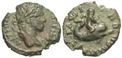 Ancient Coins - Thrace, Augusta Traiana (Trajanopolis). Caracalla. Æ 16 mm. Very Rare.