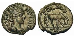 Ancient Coins - Troas, Alexandria Troas. Pseudo-Autonomous Issue.