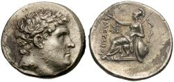 Ancient Coins - Kings of Pergamon. Attalos I. AR Tetradrachm.
