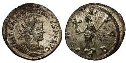 Ancient Coins - Maximianus Herculeus. Antoninianus. Lugdunum Mint.