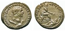 Ancient Coins - Phoenicia, Tyre. Trajan. Tetradrachm. Tyche.