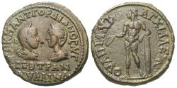 Ancient Coins - Thrace, Anchialus. Gordian III with Tranquillina.