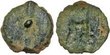 Ancient Coins - Unstruck Prutah - Roman Procurators Of Judaea.